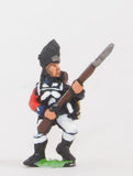 INB5 AWI British: Grenadier Advancing, with Musket at 45 degrees