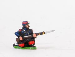 KO1 French: Early Infantry: Kneeling ready
