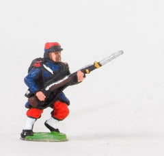 KO2 French: Early Infantry: Charging