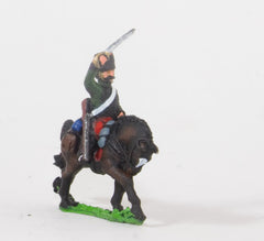 KO84 French: Cavalry: Chasseur a Cheval
