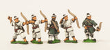KRA11 Late 16th C. Korean: Auxiliary Bowmen