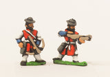 KRA13 Late 16th C. Korean: Crossbowmen