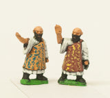 KRA15 Late 16th C. Korean: Monk Commanders
