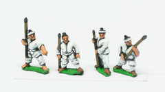 KRA18 Late 16th C. Korean: Auxiliary Spearmen / Javelinmen