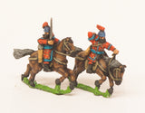 KRA3 Late 16th C. Korean: Heavy Cavalry with Swords