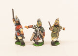 KRA7 Late 16th C. Korean: Heavy Infantry with Swords