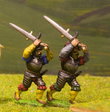 LM27 Landsknechts: Two Handed Swordsman, striking