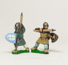 MER1x Infantryman with plancon a picots (heavy weapon) w/variants