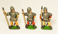 MER36c Early Renaissance: Heavy Spearmen (variants)