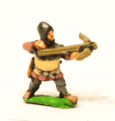 MID61 Heavy Crossbowman in pointed helms