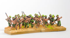 MOG9 Moghul Indian: Spearmen