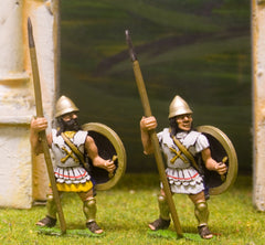 MP39 Spartan Hoplites in Pilos Helmet