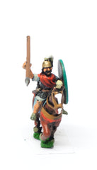MPA107 Spanish: Heavy cavalry with javelin & oval shield