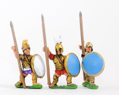 MPA126 Etruscan: Hoplites with spear & shield