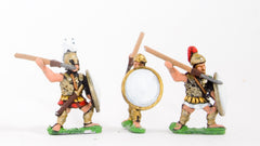 MPA127 Etruscan: Hoplites with pilum & shield