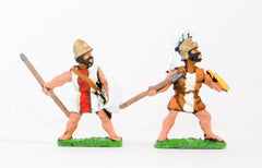 MPA29 Later Hoplite Greek: Peltasts