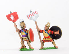 MPA2b Macedonian, Greek or Thracian: Command: Standard Bearers