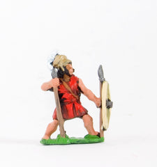 MPA4 Thracian: Peltast with Javelin & shield