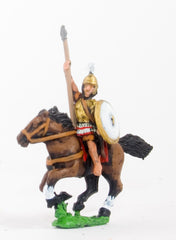 MPA72 Carthaginian: Poeni Heavy Cavalry with javelin & shield