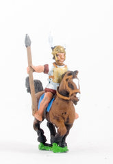 MPA73 Carthaginian: Companion Medium Cavalry with javelin, & shield