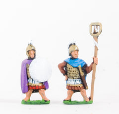 MPA80 Carthaginian: Command: Officers & Standard Bearers