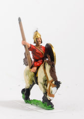 MPA98 Seleucid: Tarantine Cavalry with javelin & shield