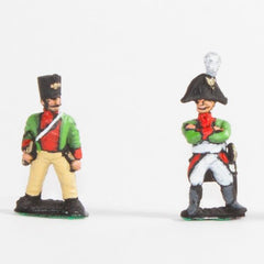 NUPPN67 Command: Officers and Trumpeters, 1806-08
