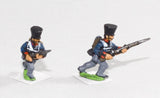 NUPPN2a Musketeer, Fusilier or Grenadier: Attacking poses