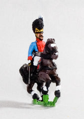NV26 Bavarian 1805-14: Command: Mounted Infantry Officer