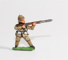 OC1 British: Infantryman in Puttees, firing
