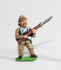 OC2 British: Infantryman in Puttees, at the ready