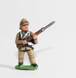 OC3 British: Infantryman in trousers, at the ready