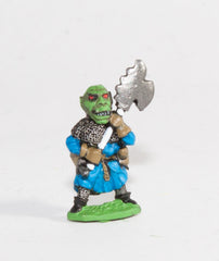 DD33 Orc: With Halberd