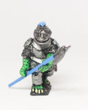 FAN44 Scaley Orc: Armoured Halberdier