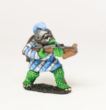 FAN37 Scaley Orc: firing Crossbow