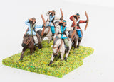 PA2c Parthian: Horse Archers firing to the side