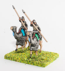 PA3 Parthian: Extra Heavy Camels with lance
