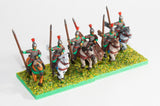 PCH1a Northern & Southern Dynasties Chinese: Heavy Cavalry with lance