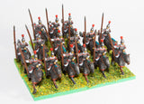 PCH1 Northern & Southern Dynasties Chinese: Cataphracts with lance