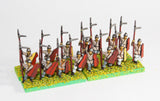 PCH4 Northern & Southern Dynasties Chinese: Medium Infantry with Daggeraxe