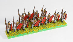 PCH4a Northern & Southern Dynasties Chinese: Medium Infantry with Spear