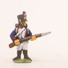 PN10 French: Line Fusilier with Musket forward