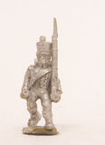 PN14 French: Line Fusilier advancing with Musket upright