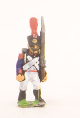 PN15 French: Line Grenadier or Voltigeur advancing with Musket upright