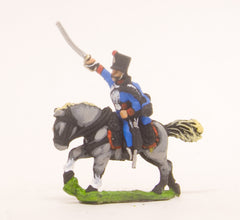 PN27 French: Cavalry: Hussar in Shako