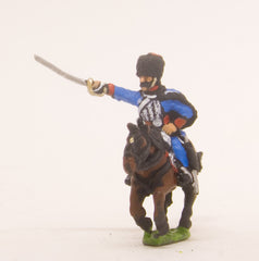 PN28 French: Cavalry: Hussar in Colpack