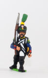 PN64 French: Line Infantry 1806-1812: Grenadier in Shako, advancing with Musket upright