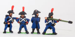 PN70 French: Artillerymen 1793-1806, in Bicorne