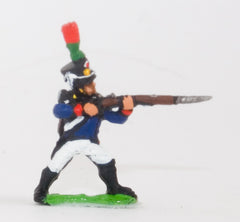 PN94 French: Young Guard 1809-1815: FlanqueursGrenadiers or FlanqueursChasseurs: Standing, firing