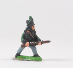 PNB11 British 1814-15: Rifleman advancing